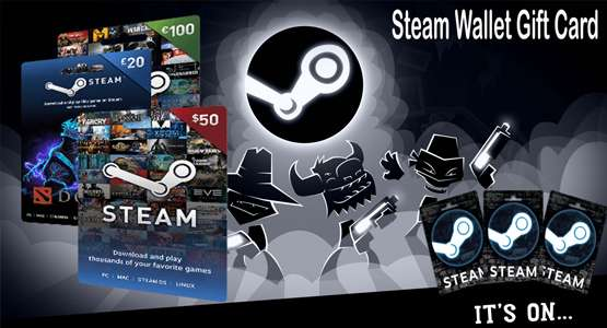 Steam Epin